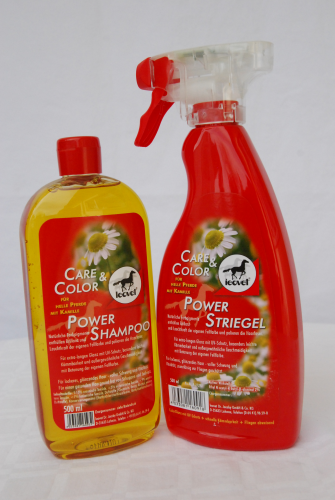 Power Shampoo hell Leovet 500ml