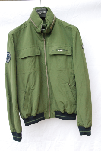 Equiline Blouson Uomo Adam  Hunter green