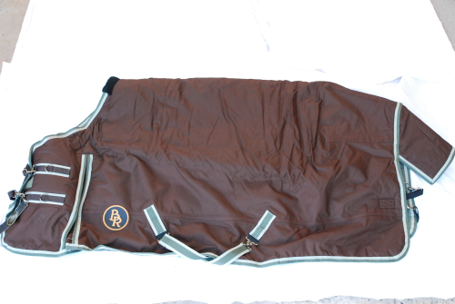 BR Outdoordecke Chocolate 125cm