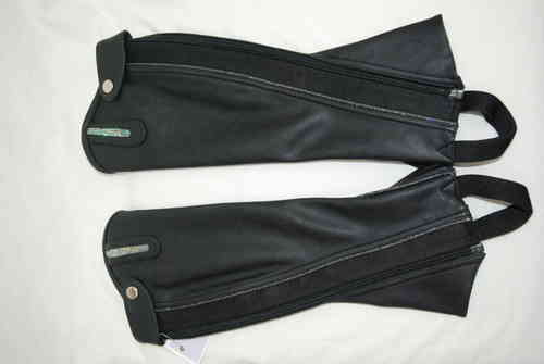 Imperial Riding Chaps black/lila