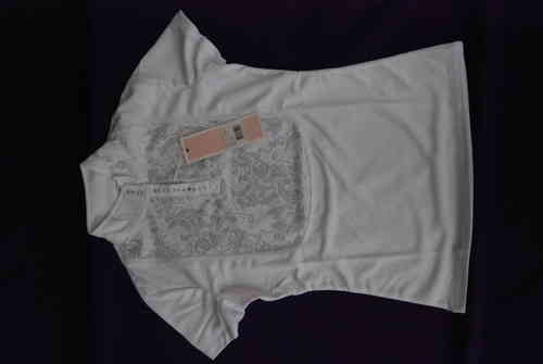 Imperial Riding Turniershirt white Strass