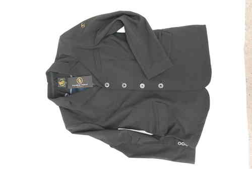 BR Turnierjacket Softshell Herren black Competition
