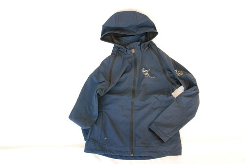 Imperial Riding Softshell Jacke woodstock navy