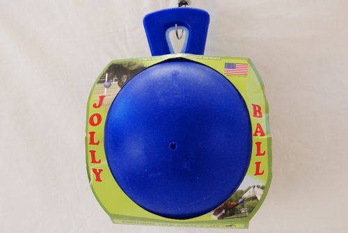 Jolly Ball blau 10""