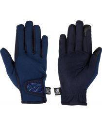 Imperial Riding Handschuhe Sofshell navy