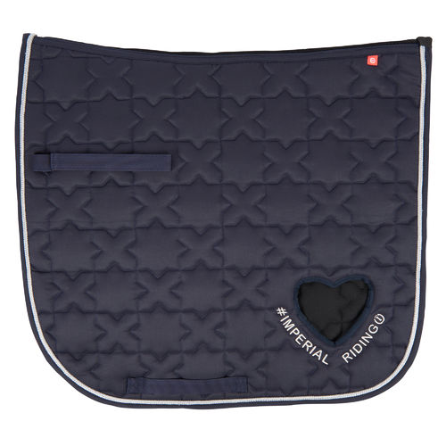 Imperial Riding Schabracke Symbol navy DR