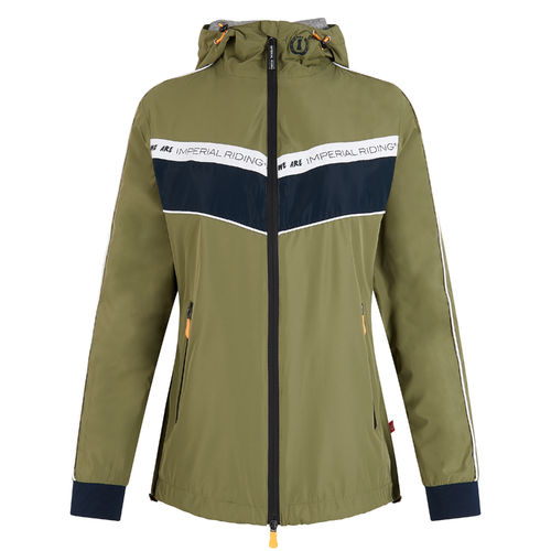 Imperial Riding Jacke Summer Day Dusty green