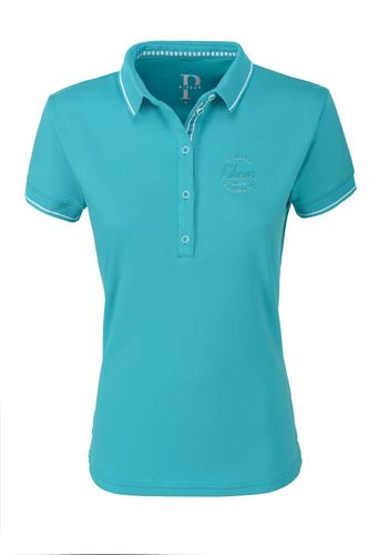 Pikeur Polo Shirt Dasha caribbean sea