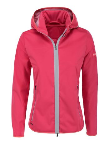 Pikeur Softshell Jacke Cari wildberry